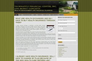 Thornapple Financial Center