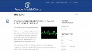 Prosper Health Clinics